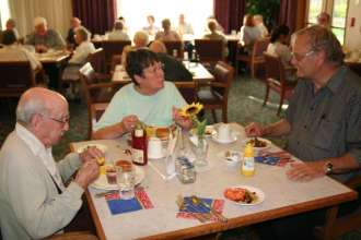 Dining at Somerset Assisted Living in Longview WA, Best senior living Longview WA