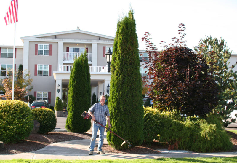 somerset retirement home longview wa, assisted living longview wa, senior living longview wa
