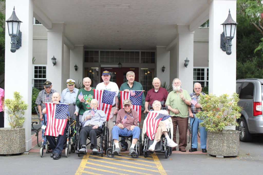 veterans day longview wa, retired veterans longview wa, veterans retirement home longview wa, retirement home longview wa, assisted living longview wa, veterans, veterans day, retirement homes, longview wa