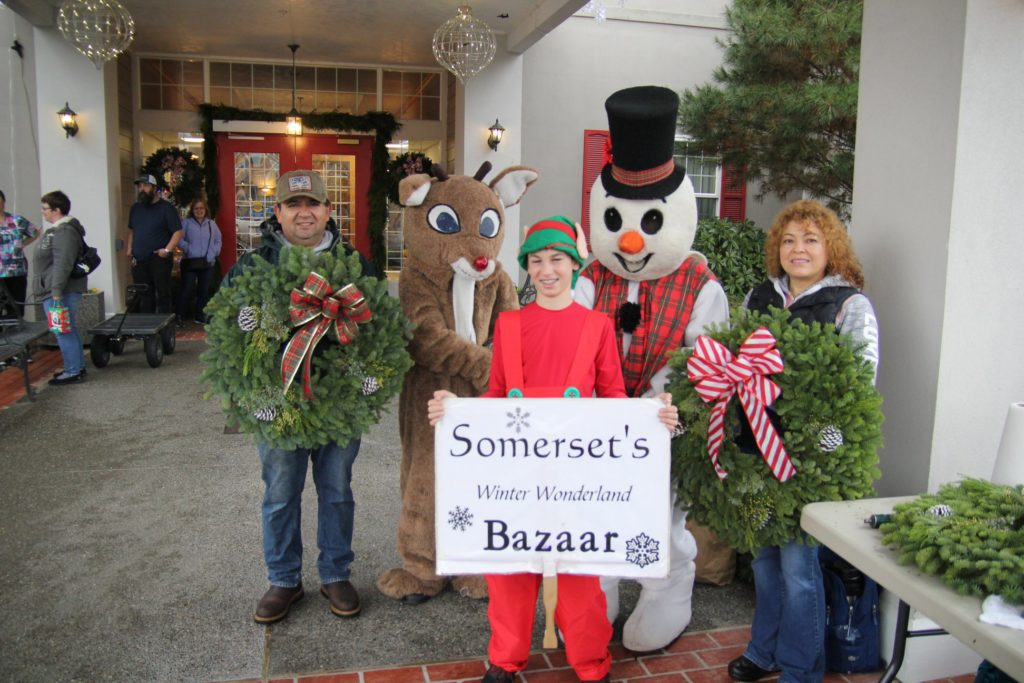 bazaar longview wa, somerset longview wa, senior living longview wa