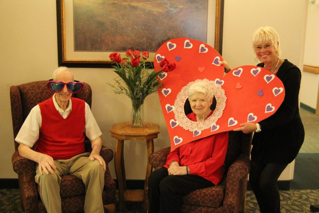 senior living longview wa