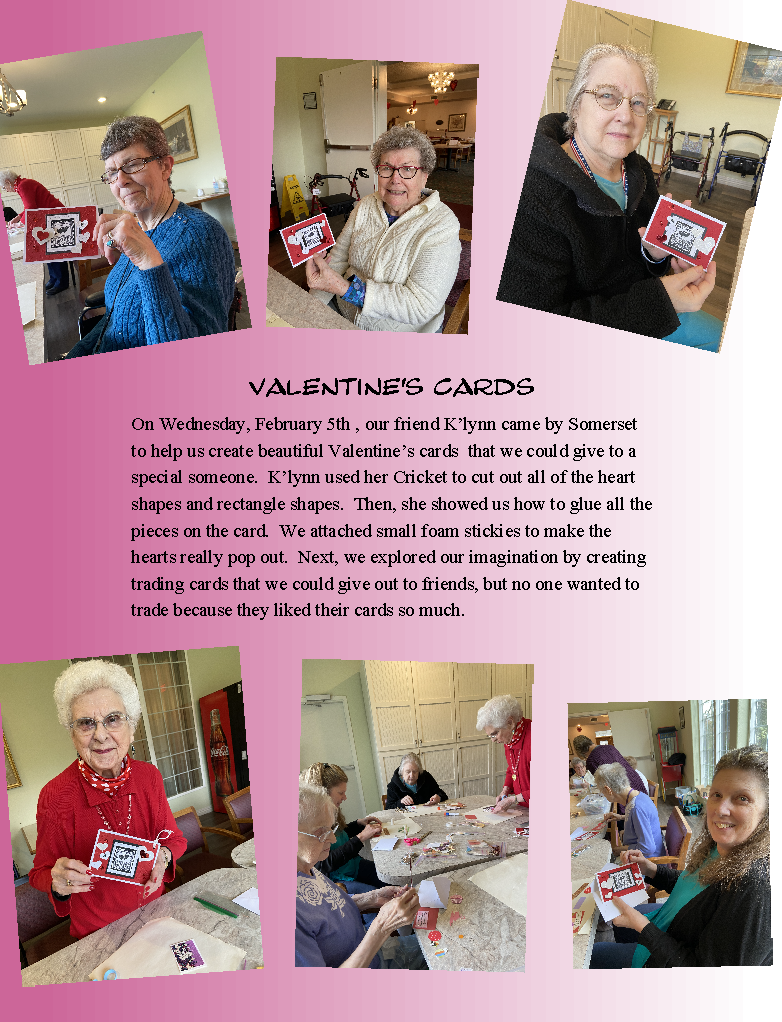 valentines cards longview wa, senior news longview wa