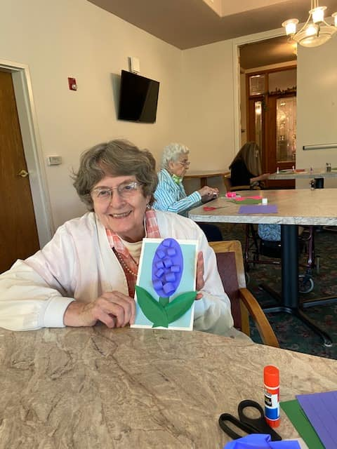 mothers day longview wa, senior activities longview wa, senior home longview wa, somerset longview wa