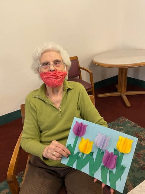 arts and crafts longview wa, senior activities longview wa, mothers day longview wa, retirement home longview wa, somerset longview wa