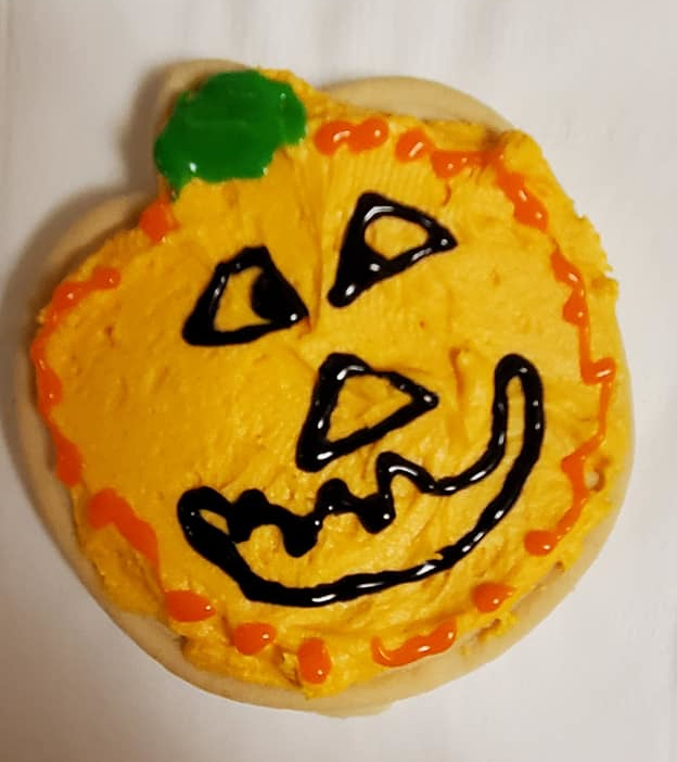 halloween cookies, halloween cookie, longview wa, senior activity longview wa, senior news longview wa, senior activities longview wa, assisted living longview wa, senior living longview wa, somerset longview wa